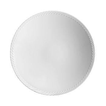 L'Objet - Corde White Coupe Serving Bowl