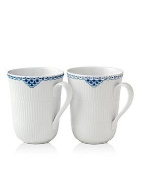 Royal Copenhagen - Princess Mug, Set of 2