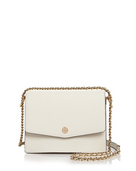 c3d59cc6786 Tory Burch - Robinson Leather Convertible Shoulder Bag ...