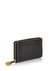 MARC JACOBS - The Grind Standard Continental Leather Wallet