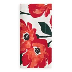 kate spade new york Painted Poppies Napkin - Bloomingdale's Registry_0