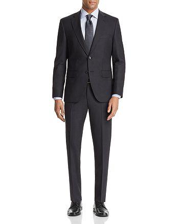 BOSS - Johnstons/Lenon Regular Fit Check Suit