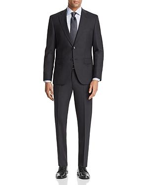 Boss Johnstons/Lenon Regular Fit Check Suit