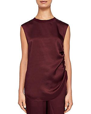 Ted Baker Ted Says Relax Samiey Ruched Top