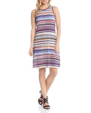 Karen Kane Newport Stripe Sleeveless Dress 2837049