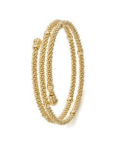 LAGOS - Caviar Gold Collection 18K Gold Coil Bracelet