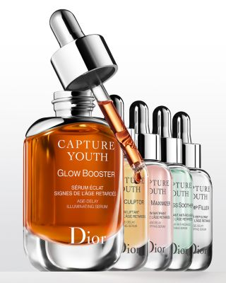 Capture Youth Glow Booster Age-Delay Illuminating Serum