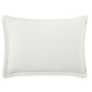 Hudson Park Modern Scroll Quilted King Sham