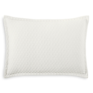 Hudson Park Collection Modern Scroll Quilted Standard Sham - 100% Exclusive