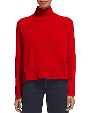 Whistles Funnel Neck Wool Sweater