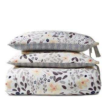 Sparrow & Wren - Flora Printed Reversible Duvet Sets - 100% Exclusive