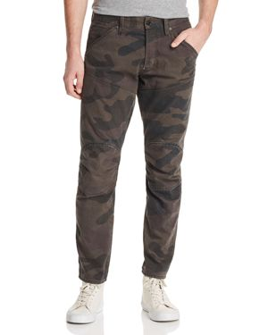 G-star Raw Moto Slim Fit Jeans in Camouflage - 100% Exclusive 2840260