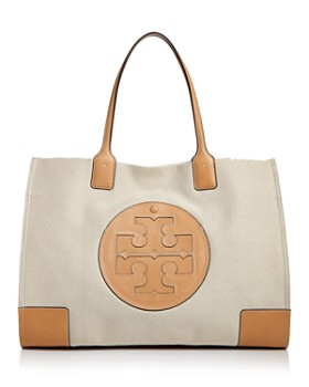 Tory Burch - Ella Canvas Tote ... 41329a5ebdb0a