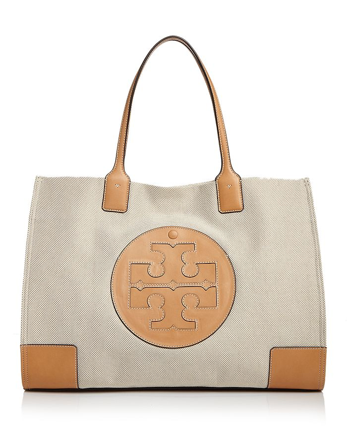 fb46578662b3 Tory Burch - Ella Canvas Tote