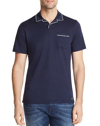 Michael Kors - Piped Pocket Polo Shirt