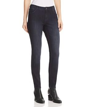 Lafayette 148 New York - Mercer Straight-Leg Jeans in Indigo