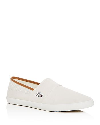 Lacoste - Men's Marice Slip-On Sneakers