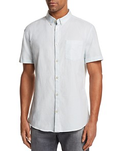 Sovereign Code Striped Short Sleeve Button-Down Shirt - 100% Exclusive - Bloomingdale's_0