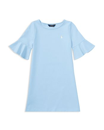 Polo Ralph Lauren - Girls' Bell-Sleeve Dress - Big Kid