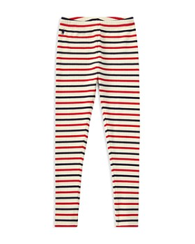 Ralph Lauren - Girls' Striped Leggings - Big Kid