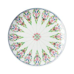 Juliska Lalana Floral Multi Dinner Plate, 11