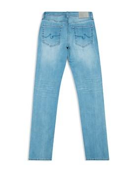 ag Adriano Goldschmied Kids - Boys' Faded Slim-Fit Kingston Jeans - Big Kid