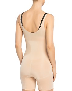 SPANX® - OnCore Open-Bust Mid-Thigh Bodysuit