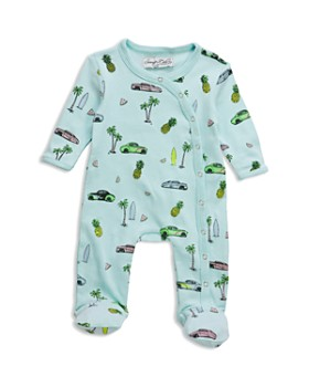 Sovereign Code - Boys' Printed Crossover-Snap Footie - Baby