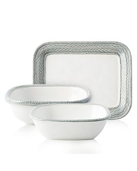Juliska - Le Panier Grey Serveware Collection - 100% Exclusive