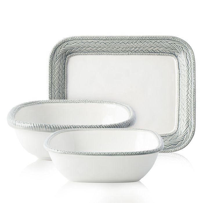 Juliska - Le Panier Grey Serveware Collection - 100% Exclusive