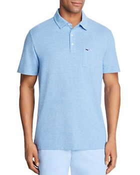 5ab10004b Vineyard Vines - Solid Edgartown Classic Fit Polo Shirt