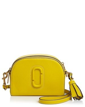 Marc Jacobs Shutter Small Leather Crossbody 3028668