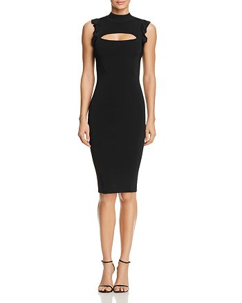 Bailey 44 - Bewitched Cutout Body-Con Dress