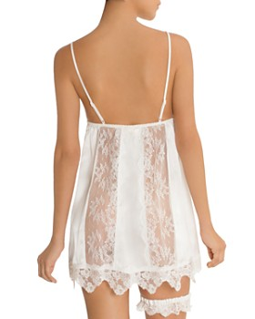 In Bloom by Jonquil - Chemise & Garter Belt Set