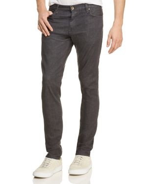 Double Eleven SLIM FIT JEANS IN CHARCOAL