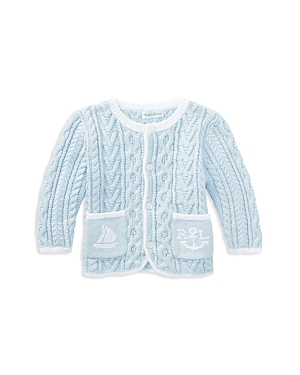 Ralph Lauren Boys Nautical CableKnit Sweater  Baby