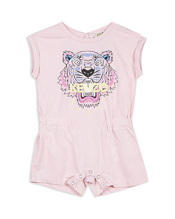 fa2d9070ad6c Kenzo Girls  Tiger Romper - Baby