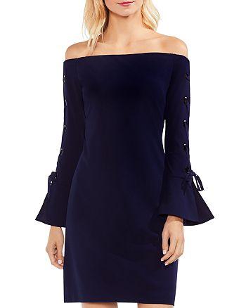 VINCE CAMUTO - Off-the-Shoulder Dress