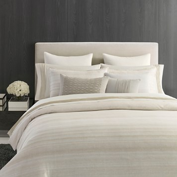 $Vera Wang Stripe Sateen Bedding Collection - 100% Exclusive - Bloomingdale's