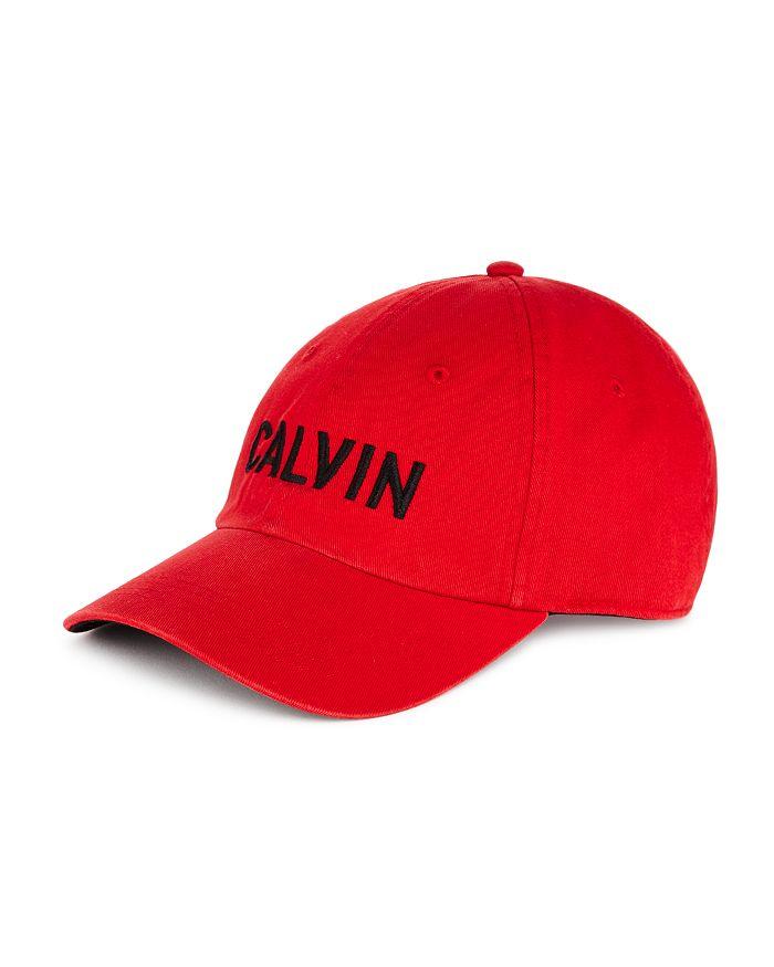 Calvin Klein Jeans - Logo Twill Hat