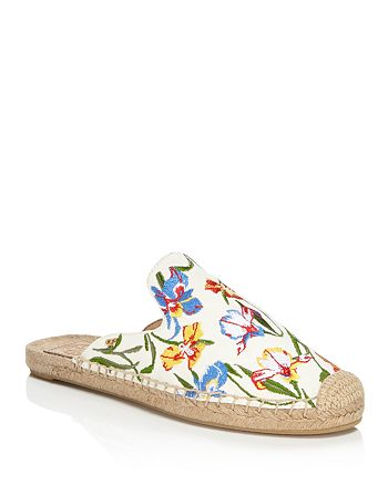 275bc7c841cdc2 Tory Burch Women s Max Floral Embroidered Espadrille Mules ...