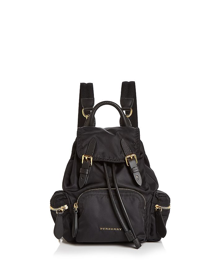 Burberry - Small Quilted Nylon Rucksack