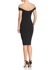 Nookie - Elena Off-the-Shoulder Dress