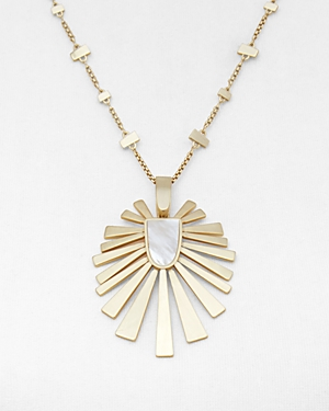 Kendra scott paula sunburst pendant necklace 34 gold modesens kendra scott paula sunburst pendant necklace 34 gold aloadofball Images