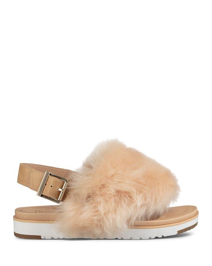 44625d52511 UGG® - Women s Holly Sheepskin Thong Sandals