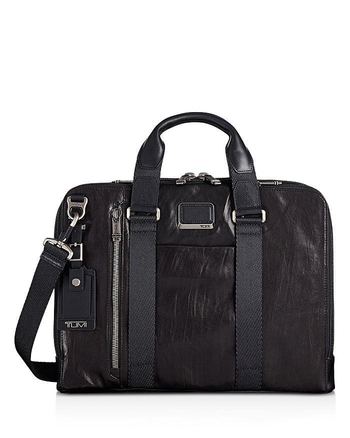 Tumi - Alpha Bravo Aviano Slim Leather Briefcase