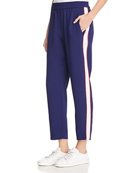 Whistles - Side-Stripe Jogger Pants - 100% Exclusive