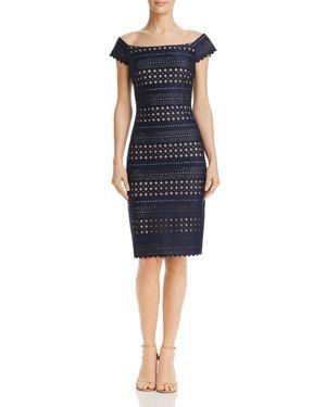 Eliza J Off-the-Shoulder Dress 2859258