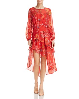 Finders Keepers - Flicker Floral Dress