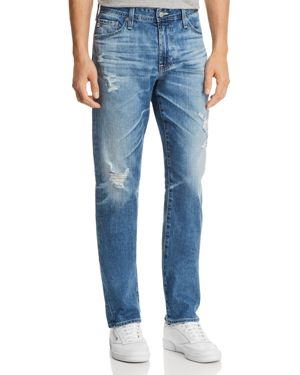 Ag Jeans Everett Slim Straight Fit Jeans in 15 Years Swept Up 2822814